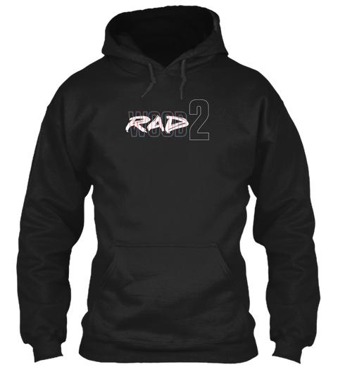 Radwood 2 Logo Hoodie