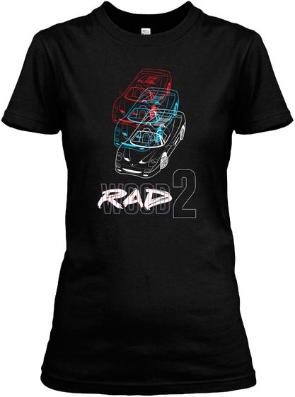 Radwood 2 F50 Women's Shirt