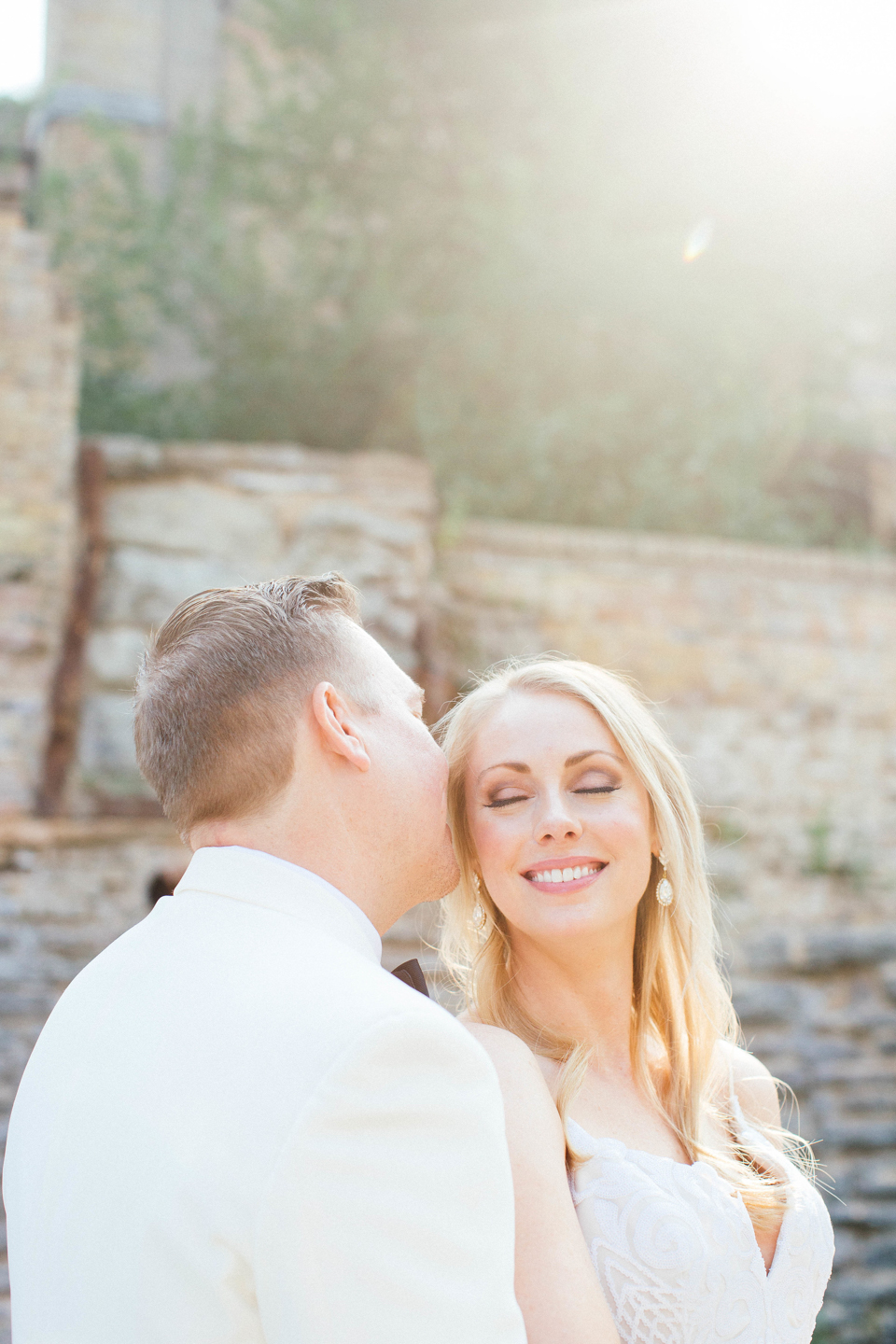 The Mill City Ruins wedding photography