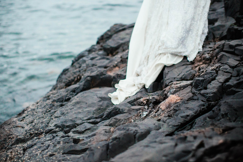 Duluth Minnesota Elopement Wedding Photographer