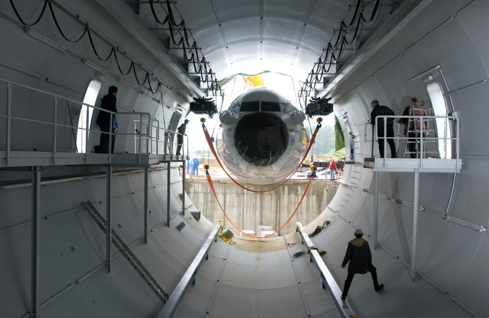 Die Fraunhofer Flight Test Facility - von uns geplant und umgesetzt
