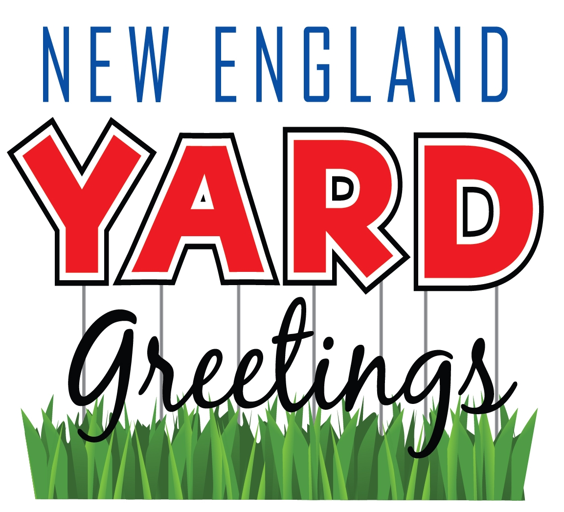 New England Yard Greetings