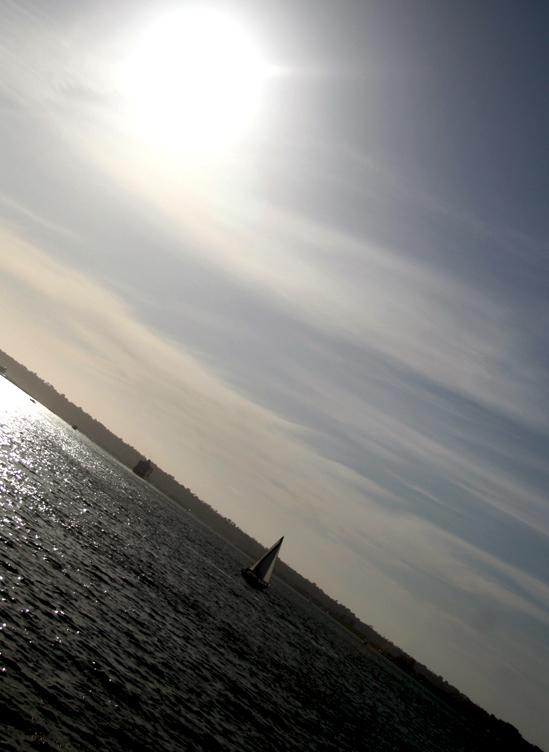 Sailing the verizon