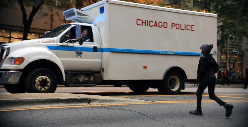Van Dyke Protest The Police.jpg