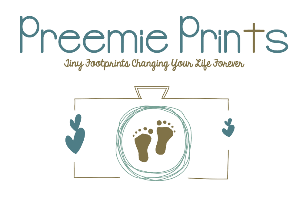 Preemie Prints is a 501(c)(3) nonprofit organization supporting and sharing hope with families who have a baby born prematurely or critically ill. -