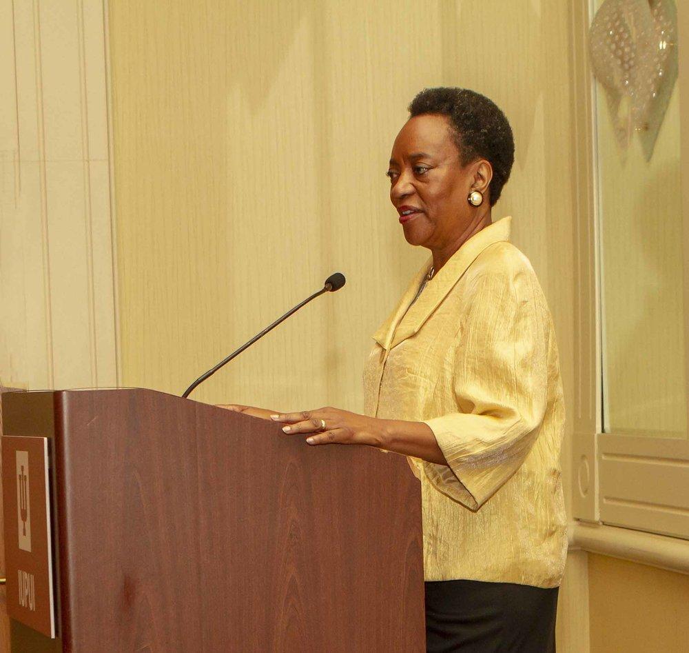 Ophelia Wellington, FV Executive Director.