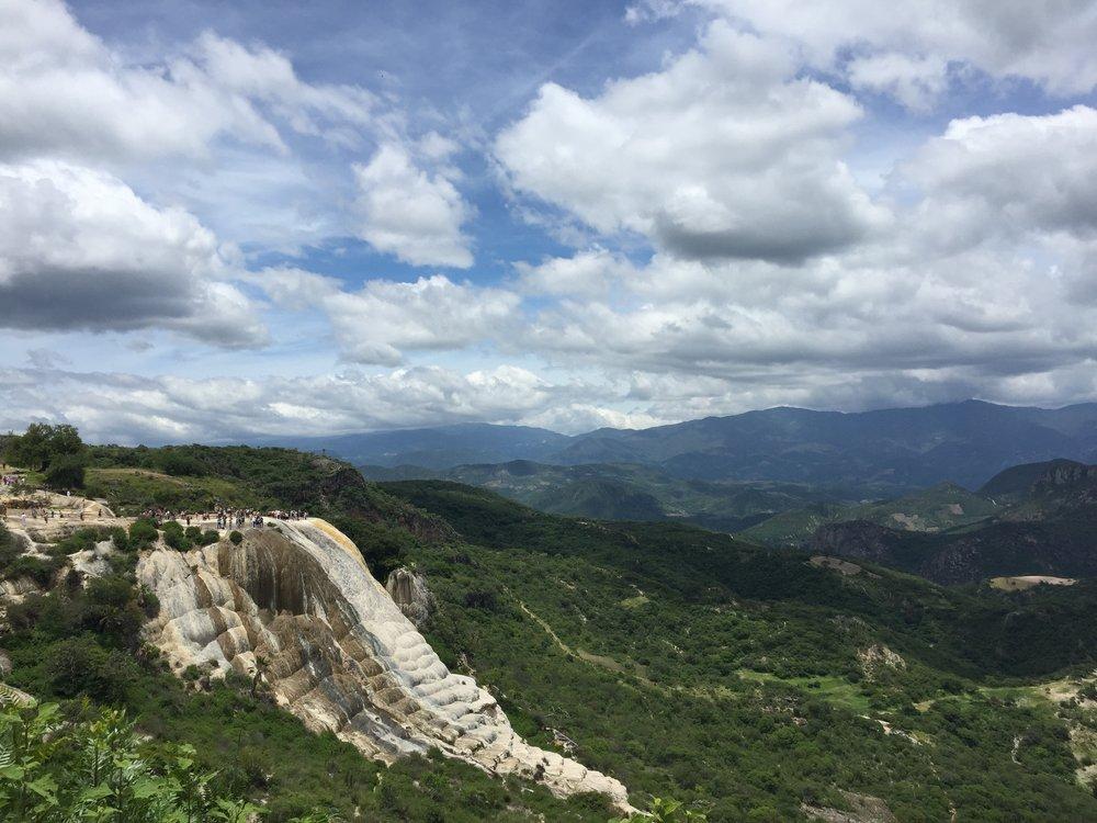 HIerva El Agua, Oaxaca