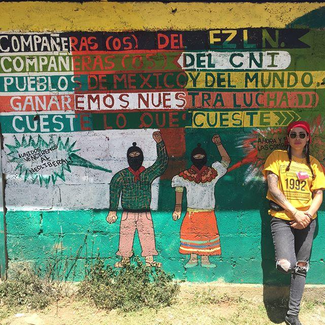Revolución, Resistencia y Pan Dulce #EZLN #MujeresQueLuchan #Chiapas #sancristobaldelascasas