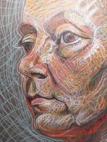 Art by Fred Hatt as seen in The Art of Crayon