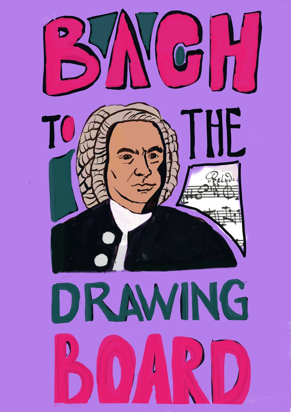 Bach to drawing board.JPG