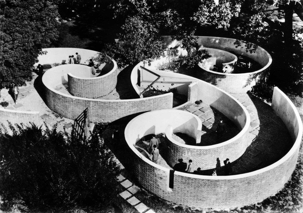 Children's Labyrinth, Milan
