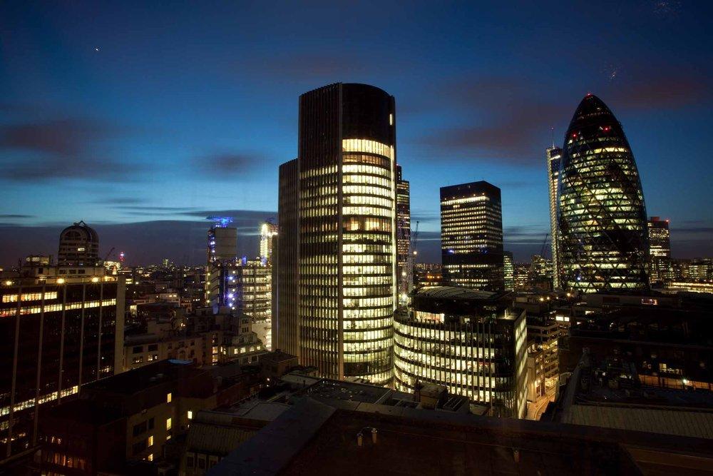 CITY OF LONDON SHOOT -