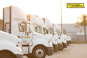 J.B. HUNT TRANSPORT -