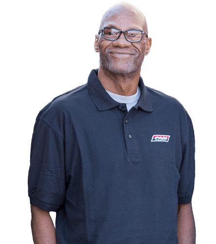 Jeffrey Whiten, Driver since 1999  - Trucking is changing as far as the rules go, but I still love it! You get your assignment, and you go! I know that the company I work for, there are people that there are people that actually care about me.