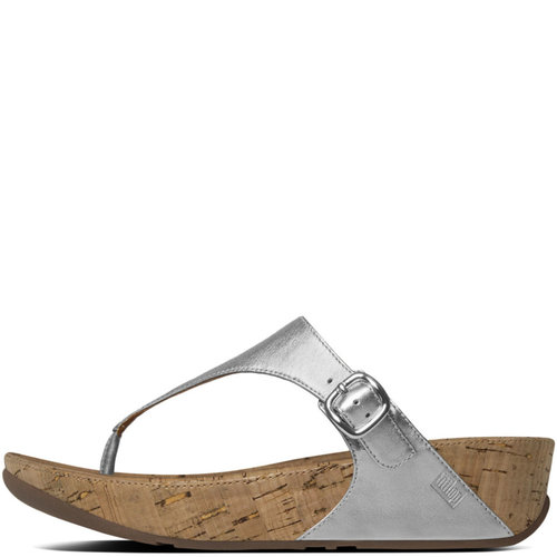 429fb5d31 FitFlop ™ The Skinny Metallic Sandals B28-011 — Brandedfactoryoutlet.com