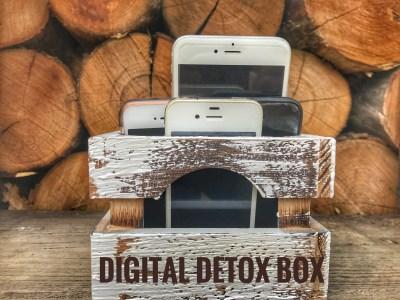 Digital Detox Box