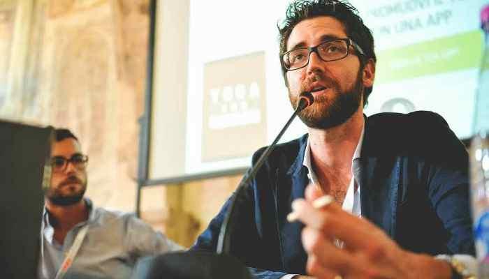 Alessio Carciofi autore di Digital Detox