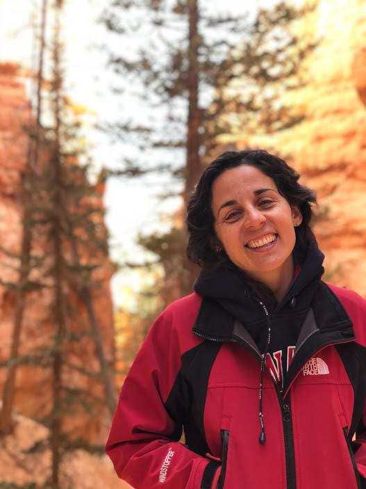 Paola Rossi mamma italiana che lavora come insegnate negli Stati Uniti
