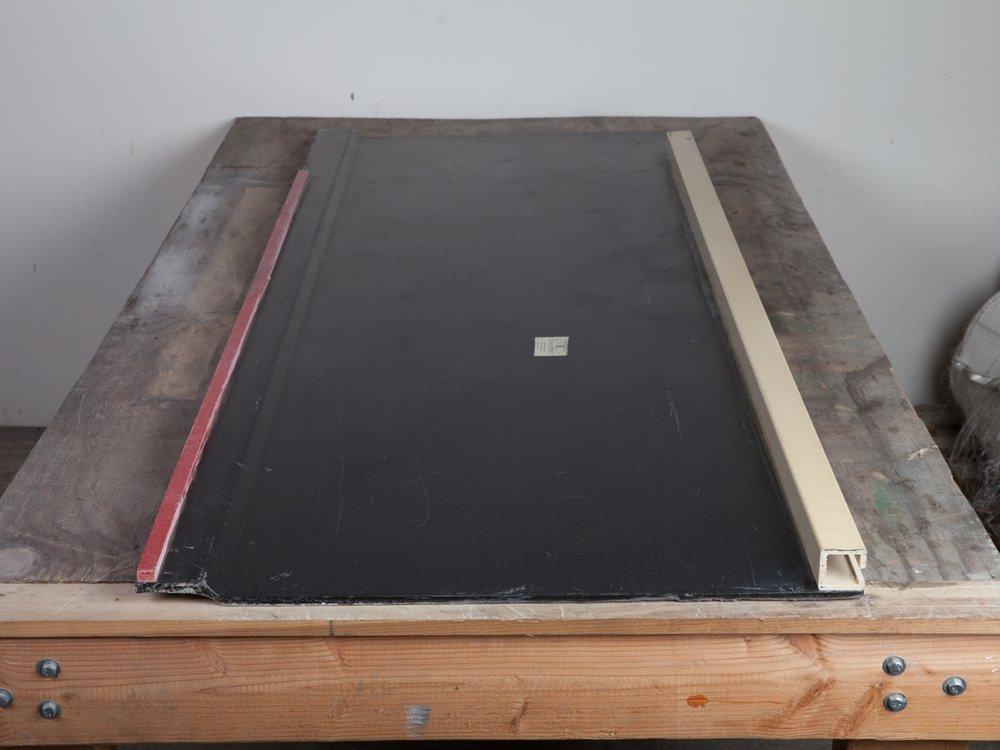 F-COM Carbon Fiber Composite Seawall Panel