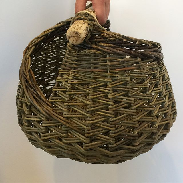 We have lots of beautiful new baskets from @willowvalefarm