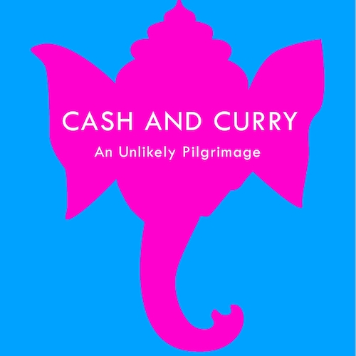 - Cash and Curry is quest across India during the recent cash crisis, I follow in the footsteps of TV chef Rick Stein in search of divine truth and the perfect curry.Available on Amazon.