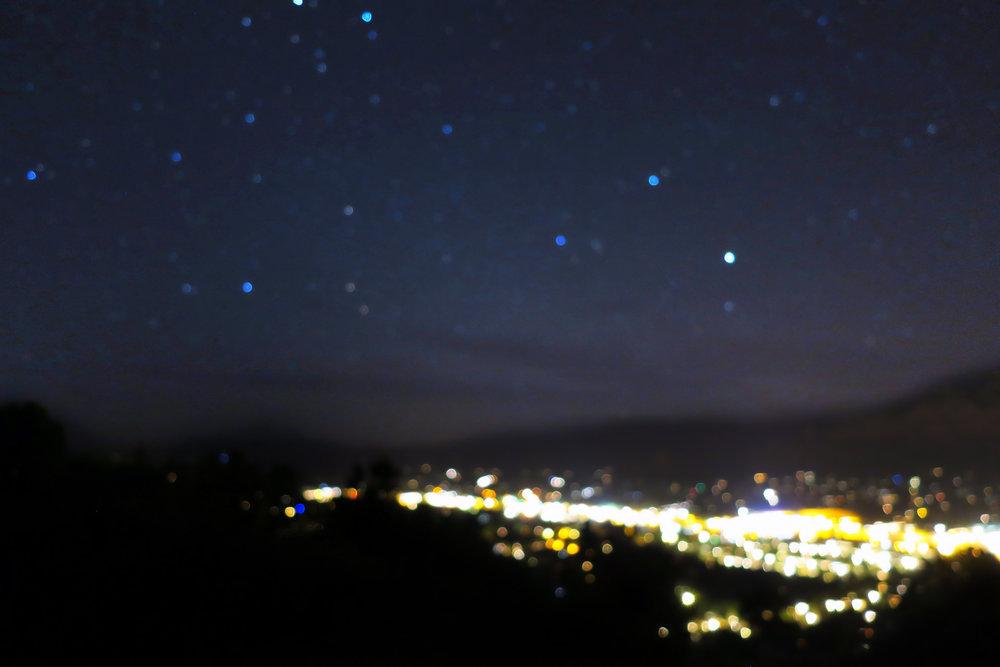 3 Days in Sedona - The stars are insane.