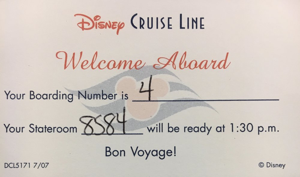 Everything You Need To Know About The First Day Of A Disney Cruise