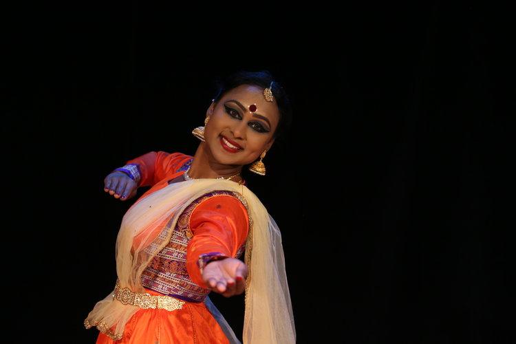 Dipa Talukder in  Kathak Tarana