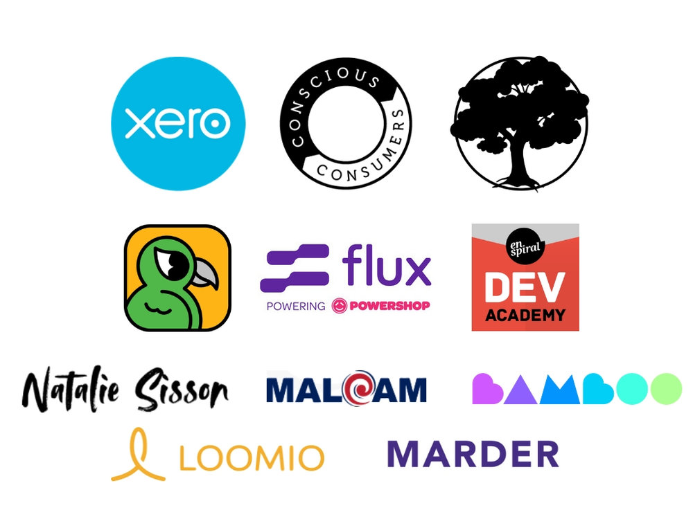 Some of the companies around town you'll see using Limber.