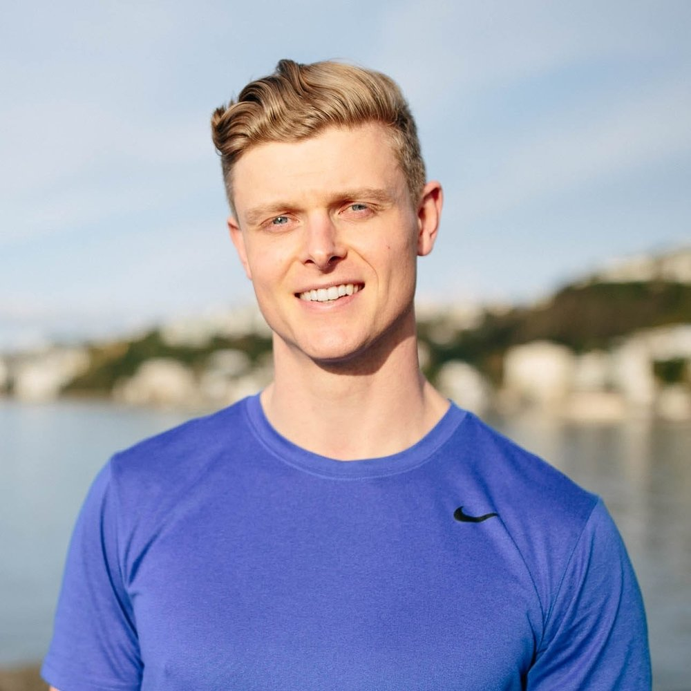 """Michael Fairless - Director of Real World Health, Strength and Conditioning Coach. - """"Optimising your workspace for movement is an incredible way to getting health outcomes during your day."""""""