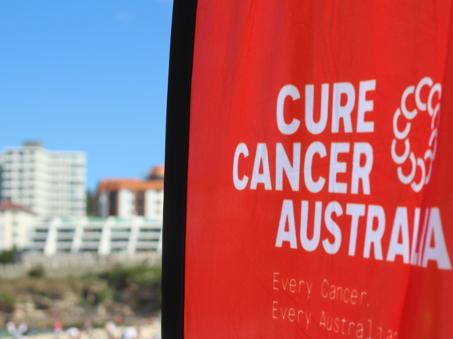 Cure Cancer Australia Flag.png