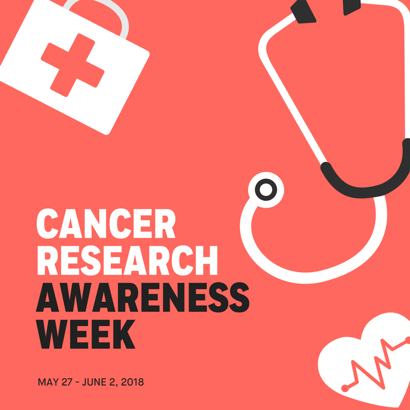 Cancer Research Awareness Week