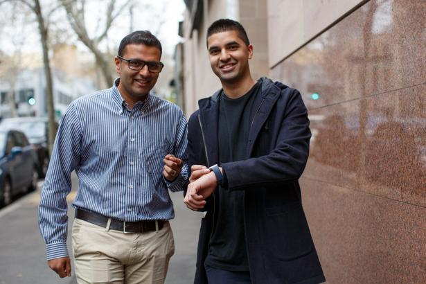 Dr. Raghav Murali-Ganesh and Dr Nikhil Pooviah, CancerAid