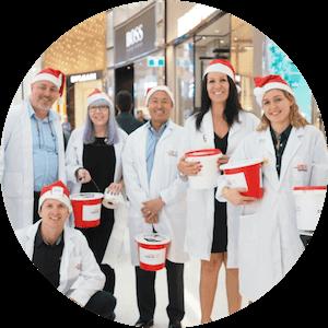 Orix Australia volunteering at Sydney Airport