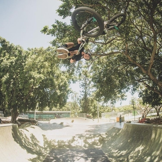 Alex Hiam  - Pro BMXA local Brisbane Vans prodigy. From a young age he has been BMX's biggest thing, competing world wide comes with a lot of responsibility for Alex.  City Cave has been  his place to reset, unwind and maintain a focus on being the best in his space