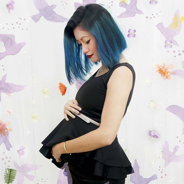 """If you missed yesterday's DIY video--I was being sneaky and snuck in my baby bump announcement ☺️. The journey so far has been really incredible, bizarre, and quite alien.  There's this little thing moving inside of me and sometimes it freaks me out a bit knowing that I am aiding in building fingers and toes 😱. After I found out, it only took me a few days to tell Momzies, she spilled the beans right away to Ba a week later.  Waited a little longer to tell Mr.Dean's mom and sister face to face when they visited. I then, made the announcement at my Book Launch Party--and it was really nice to share that moment with you guys who were there. Lastly, we announced it on our private FB and here I am, announcing it publicly.  I was going to be a troll and just get bigger and bigger without acknowledging it.  But it's really hard not to talk about preggo bear stuff---I mean the whole process is so strange 😱. I want to say """"magical"""" but it's only  magical when Baby Groot kicks--not when I have heartburn, gas, and all sorts of other side effects.  Lol I have been dropping hints though--it's not something I wanted to hide from the public, but I wanted to announce it on our own time.  It's only fair that our close friends and family find out from us and not through social media.  That's why I hid it, call me old fashioned--but I think some things are meant to be done privately, face to face, and shared with people who are close to you first.  This whole experience is so bizarre, it's really hard to describe it but it's also very incredible!! The one thing I am so certain, Baby Groot is already loved by so many!!! And to think---😂4 years ago I didn't want kids 😒 boy have I grown up!  Thank you guys for the many congrats on my video!! Onto a new journey and adventure!! 😱😱😱 Oh yeah!! I'm also 22 weeks along, hehe gotta give me props for hiding it for this long 🙌🏻🙌🏻🙌🏻🙌🏻"""