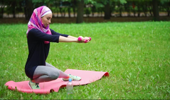 Muslim Women Exercising.PNG