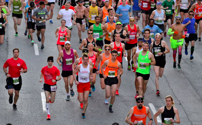 Welcome the Kentucky Derby Festival to #RunChat!