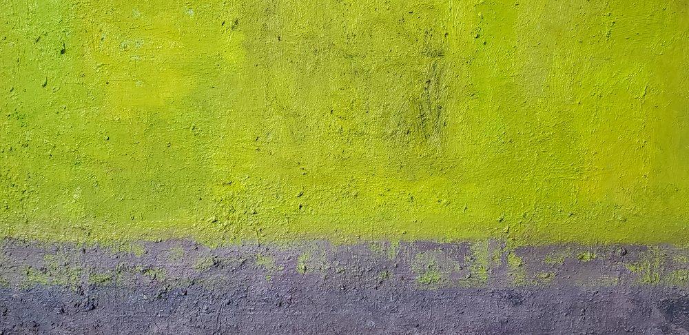 detail of Green Field by Jason Alden