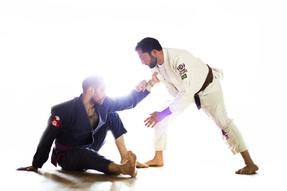ADULT PROGRAM - BRAZILIAN JIU JITSUMIXED MARTIAL ARTSCONDITIONING & TRAINING