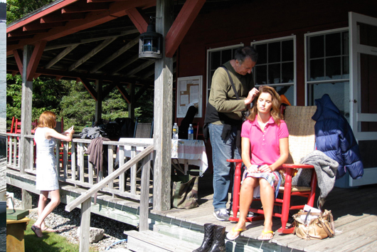 Late September, 2009, LL Bean Shoot