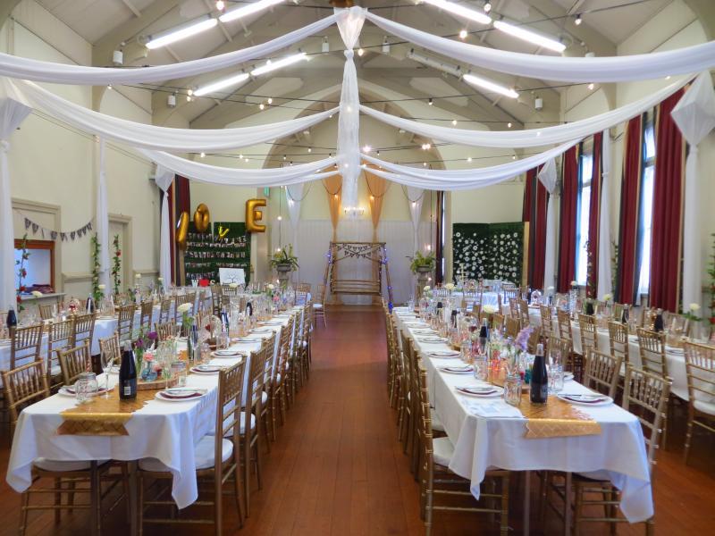 Parnell - Jubilee Hall