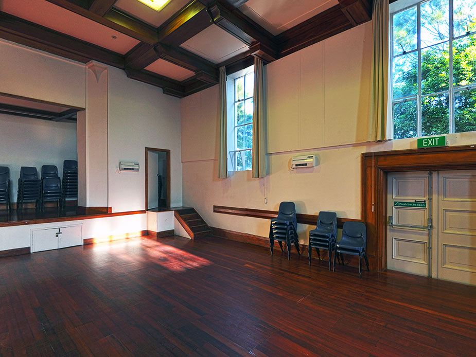 Grey Lynn - Grey Lynn Library Hall