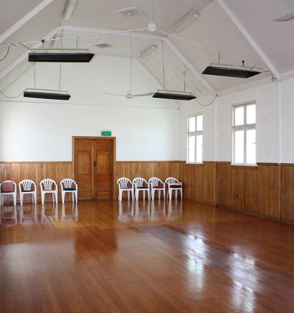 Point Chevalier - Auckland Subud Hall, Matai Room