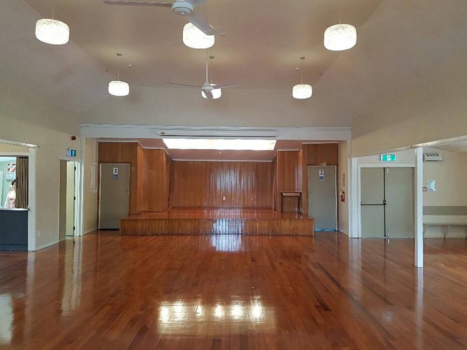 Coatesville - Coatesville Settlers Hall