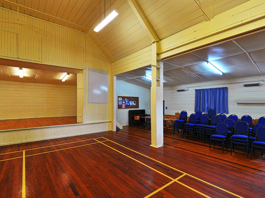 Kaukapakapa Memorial Hall