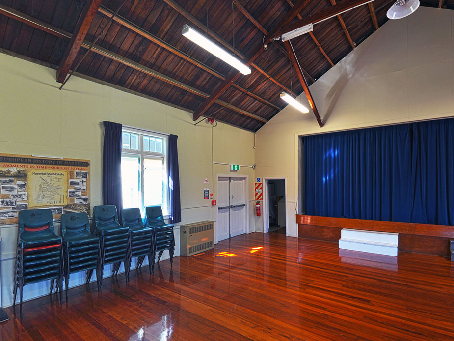 Maraetai - Maraetai Community Hall
