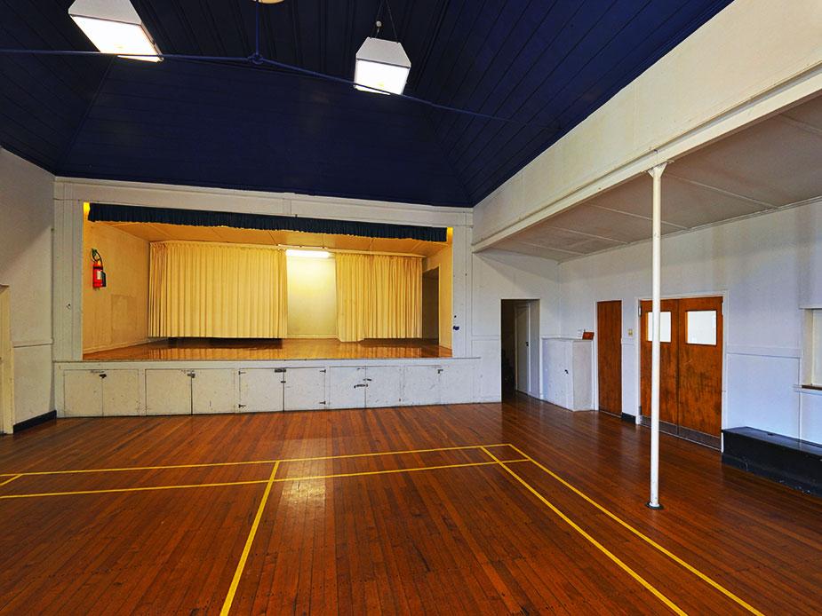 Drury - Drury Hall