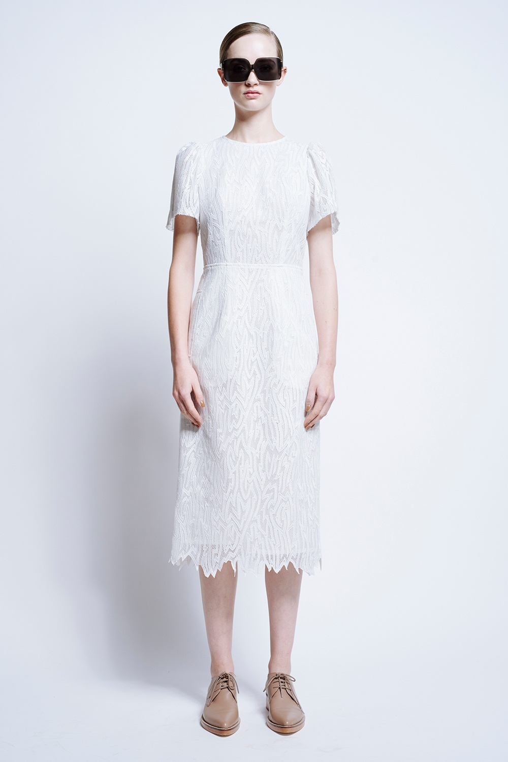 Karen Walker - Remi midi dress