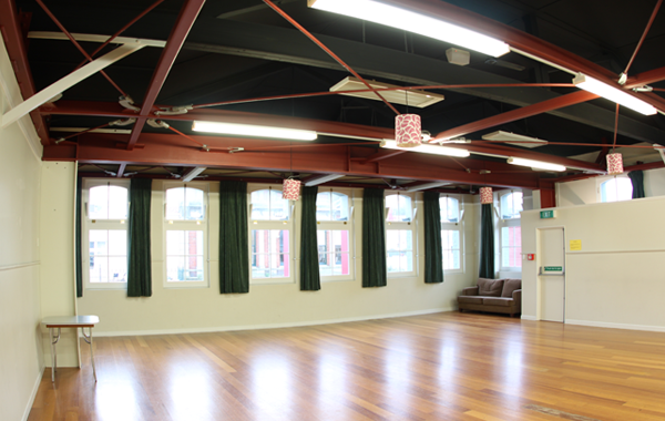 Wellington CBD - Thistle Hall